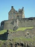 château Edimbourg Photographie stock