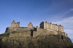 château Edimbourg Photo libre de droits