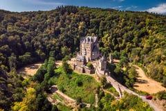 Château Eltz Allemagne photographie stock