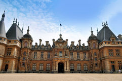 Château en Grande-Bretagne Photos stock