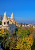Château en Hongrie Images libres de droits