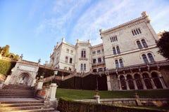 Château en Italie Image stock