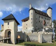 Château en Pologne Image libre de droits