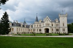 Château, Estate, Palace, Stately Home stock image