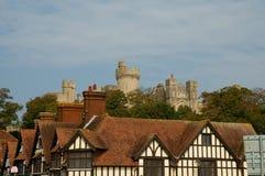 Château et constructions Images libres de droits