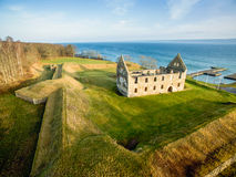 Château et fortification Images stock