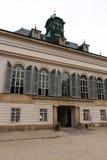Château et stationnement de Pillnitz image libre de droits