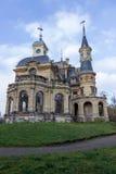 Château fabuleux Images libres de droits