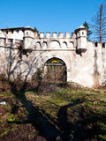 Château fantasmagorique Photographie stock libre de droits