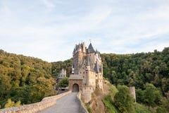 Château fantomatique d'Eltz photos libres de droits