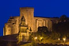 Château - forteresse d'Aracena photo libre de droits