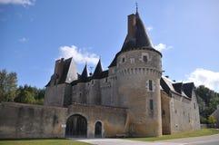Château Fougères-Sur-Bièvre Fotografia Stock Libera da Diritti