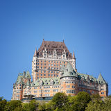 Château Frontenac Images stock