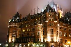 Château Frontenac, Quebec City, Quebec, Canada Stock Photo