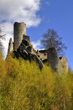 Château Frydstejn Photo stock