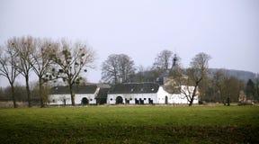 Château Genhoes, Oud Valkenburg, Limbourg, Pays-Bas Photo stock