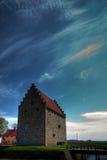 Château HDR 01 de Glimmingehus Images libres de droits