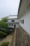 château Himeji kansai de construction Image stock