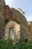 Château historique abandonné et ruiné Images libres de droits