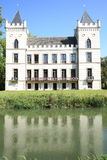 Château historique Beverweerd, Pays-Bas images libres de droits