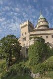 Château historique Bojnice dans la République slovaque Image libre de droits