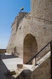 Château historique de la Puglia. l'Italie. Photographie stock
