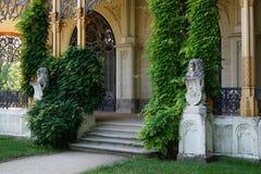 Château Hluboka NAD Vltavou Photo libre de droits