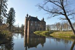 Château hollandais Image libre de droits