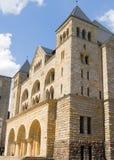 Château impérial à Poznan Photographie stock libre de droits