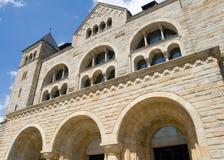 Château impérial à Poznan Photos libres de droits