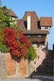 Château impérial de Nuremberg, Allemagne photo libre de droits