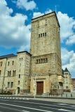 Château impérial Néo--roman photographie stock libre de droits