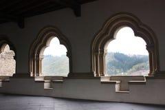 Château intérieur Photos stock