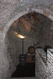 Château intérieur Images stock