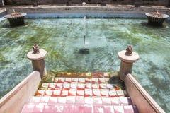 Château intérieur de l'eau de Taman Sari à Yogyakarta Image libre de droits
