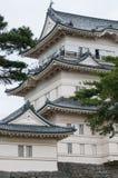 Château Japon de Himeji image libre de droits