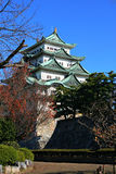 château Japon Nagoya Photo stock
