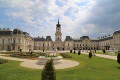 Château Keszthely photographie stock libre de droits