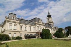 Château Keszthely image stock