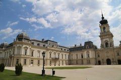 Château Keszthely image libre de droits
