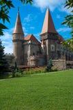 Château, Landmark, Castle, Grass stock image
