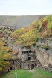Château le Rhin dans Sankt Goar, Allemagne images stock