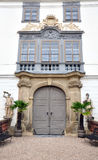 Château - Lysice Photos libres de droits