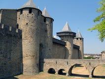 Château médiéval Photo stock