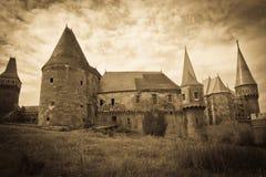 Château médiéval Photographie stock