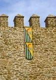 Château médiéval Photos stock