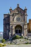 Château médiéval de Javier en Navarra l'espagne Photos libres de droits