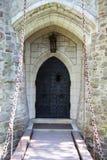 Château mA de Hammond de passerelle d'attraction image libre de droits