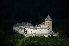 Château Moosham, Lungau, Autriche photo libre de droits