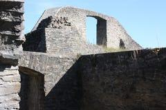 Château Neuerburg dans l'Eifel Image stock